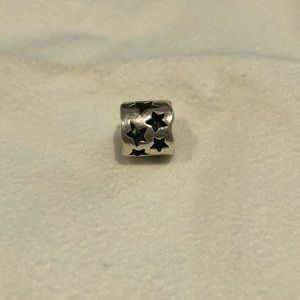 Discontinued Pandora starry charm